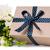 el · yapımı · kutu · hediye · çiçekler · beyaz · yalıtılmış - stok fotoğraf © manera