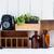 ściany · brązowy · przechowywania · pola · dystrybucja · łatwość - zdjęcia stock © manera