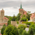 исторический · старый · город · город · архитектура · Европа · аллеи - Сток-фото © manfredxy
