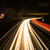 light trails on the highway stock photo © manfredxy