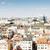 légifelvétel · város · München · épületek · sziluett · építészet - stock fotó © manfredxy