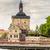 histórico · prefeitura · água · edifício · ponte · rio - foto stock © manfredxy