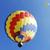 hot air balloon festival stock photo © manfredxy