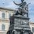 koning · München · straat · standbeeld · architectuur · Europa - stockfoto © manfredxy