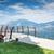 yat · köprü · yelkencilik · otoyol · inşaat · seyahat - stok fotoğraf © manfredxy