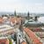 városkép · Drezda · folyó · víz · ház · város - stock fotó © manfredxy