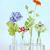primavera · artificial · flores · plástico · vidro · tigela - foto stock © manfredxy
