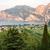 view · montagna · fiume · regione · muro · blu - foto d'archivio © manfredxy
