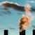 воздуха · загрязнения · завода · дым · закат · глобальный - Сток-фото © manfredxy
