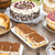 dessert · buffet · différent · crème · verre · alimentaire - photo stock © manfredxy