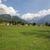 dağlar · panoramik · görmek · Avusturya · gökyüzü · manzara - stok fotoğraf © manfredxy
