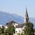 教会 · 南 · イタリア · 建設 · 壁 · 像 - ストックフォト © manfredxy