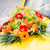 bridal bouquet on a yellow wedding car stock photo © manfredxy