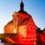 歴史的 · 町役場 · 水 · 建物 · 光 - ストックフォト © manfredxy