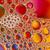 yağ · damla · su · yüzeyi · renk · su · doku - stok fotoğraf © manfredxy