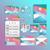 corporativo · identidade · artigos · de · papelaria · modelo · projeto · documentação - foto stock © mangsaab