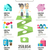elderly people and money saving info graphics stock photo © mangsaab