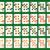 poker · cartes · à · jouer · plein · pont · vert · séparé - photo stock © mannaggia