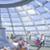ガラス · ドーム · 議会 · ベルリン · ぼやけた · ポスト - ストックフォト © marco_rubino