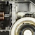 Commutator and worm gear with a mechanism stock photo © marekusz