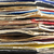 stack of old vinyl records stock photo © marekusz