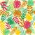 ősz · zuhan · levelek · végtelenített · vektor · minta - stock fotó © margolana