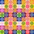 különböző · virágok · végtelen · minta · repetitív · citromsárga · illusztráció - stock fotó © margolana