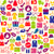 coleção · compras · ícones · dinheiro · projeto · compras - foto stock © margolana