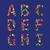 шрифт · дизайна · английский · фон · искусства · письме - Сток-фото © margolana