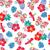 floreale · design · hibiscus · fiori · farfalle · texture - foto d'archivio © margolana
