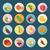 vers · fruit · groenten · restaurant · menu · ontwerp · blad - stockfoto © margolana