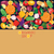 Sweet · вектора · перец · цветами - Сток-фото © margolana