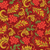 floral seamless pattern in traditional russian style hohloma stock photo © margolana
