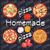 ピザ · 孤立した · レストラン · カフェ · サービス · 料理 - ストックフォト © margolana