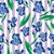 аннотация · цветочный · Iris · рисованной · белый - Сток-фото © margolana