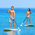 paddleboard beach people on stand up paddle board stock photo © maridav