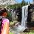 természetjáró · kirándulás · néz · vízesés · Yosemite · park - stock fotó © maridav