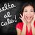 İspanyolca · öğrenme · dil · görüntü · öğretmen · öğrenci - stok fotoğraf © maridav