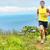 running man runner living an active healthy life stock photo © maridav