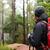 turysta · człowiek · turystyka · lasu · mężczyzna · patrząc - zdjęcia stock © maridav
