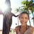 Honolulu · Hawaii · panorámakép · kilátás · gyémánt · fej - stock fotó © maridav