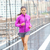 running woman jogging in new york city stock photo © maridav
