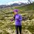 running woman athlete exercising trail runner stock photo © maridav