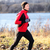 maschio · runner · uomo · esecuzione · autunno · freddo - foto d'archivio © maridav