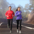healthy running runner man and woman workout stock photo © maridav