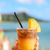 mai tai hawaiian drink on beach bar stock photo © maridav