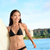 kız · çalışma · plaj · sörf · güzel · sörfçü - stok fotoğraf © maridav