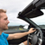 car driver   young man driving convertible stock photo © maridav