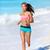 lopen · vrouw · jogging · blootsvoets · water · strand - stockfoto © maridav