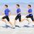 courir · homme · sentier · coureur · athlète - photo stock © maridav